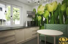 3D Визуализация интерьера Кухни